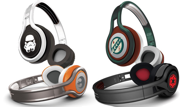 Check out the SMS Audio Star Wars Headphones!