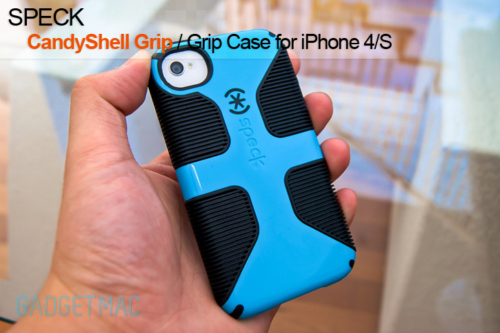 Speck Candyshell Grip Review