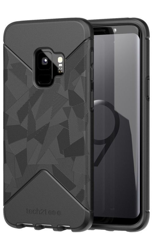 Tech21 Evo Tactical for Samsung S9 - Ultra-Thin Drop Protection