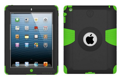 Trident Kraken Case for iPad -  Simply Crackin'!