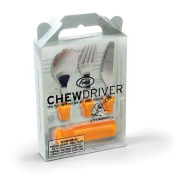 Children's Cutlery - Chewdriver