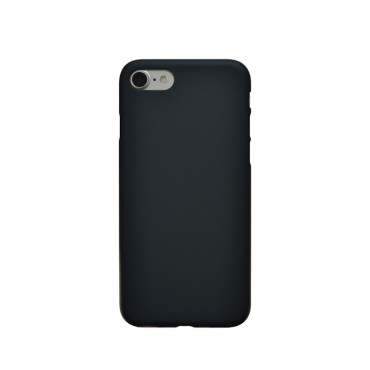 Power Support Air Jacket for iPhone 7 Plus - Rubberised Black