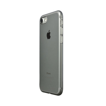 Power Support Air Jacket for iPhone 7 Plus  - Clear Black