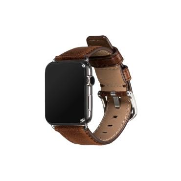Sena Heritage Apple Watch Band  42mm Cognac
