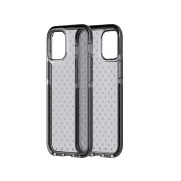 Tech21 Evo Check - iPhone 12/12 Pro - Smokey Black