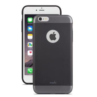 Moshi iGlaze Case for iPhone 6 Plus - Black