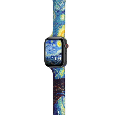 MobyFox Van Gogh 42/44mm Apple Watch