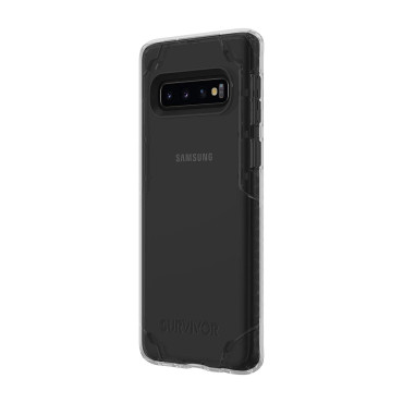 Griffin Survivor Strong for Galaxy S10+- Clear