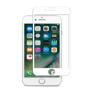 MOSHI IonGlass for iPhone 7 White
