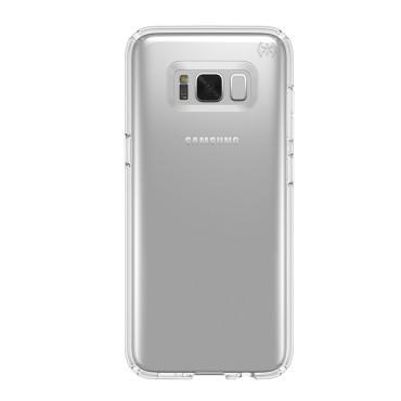 Speck Samsung Galaxy S8 Plus Presidio Clear Clear/Clear