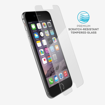 SPECK SHIELDVIEW GLASS IPHONE 7, IPHONE 6S & IPHONE 6 SCREEN PROTECTOR CLEAR