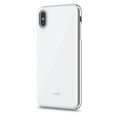Moshi iGlaze for iPhone Xs Max - White