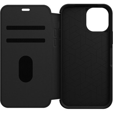 OtterBox Strada Series Case For iPhone 12 | Pro - Shadow Black