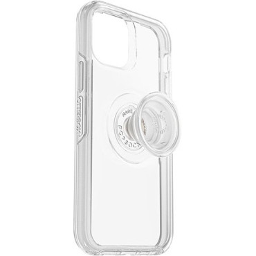 OtterBox + Pop Symmetry Case For iPhone 12 Pro Max  Clear