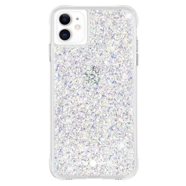 """CaseMate Twinkle Case For iPhone 11 (6.1"""") - Stardust"""