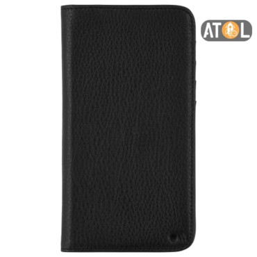 "CaseMate Leather Wallet Folio Case For iPhone 11 Pro Max (6.5"") - Black"