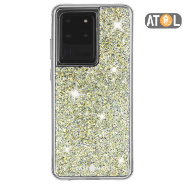 Case-Mate Twinkle Case suits Samsung Galaxy S20 Ultra (6.9) - Stardust