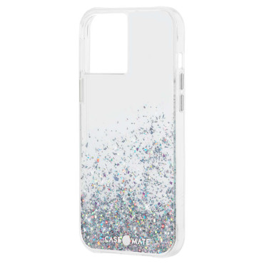 Case-Mate Twinkle Ombre Case For iPhone 12 | Pro  Black Multi