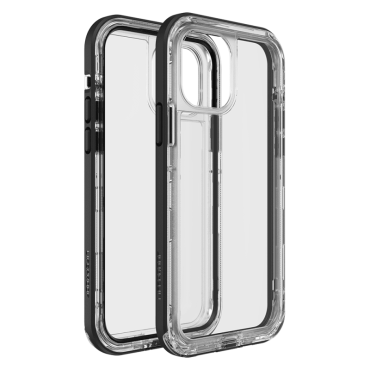 LifeProof Next Case For iPhone 12 Pro  Max Black Clear