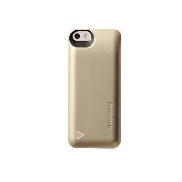 Hybrid Power Case for iPhone 5/5s/SE - Champagne Gold