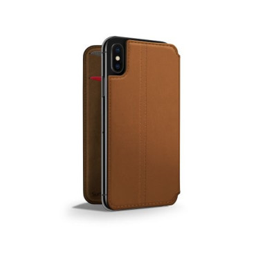 SurfacePad for  iPhone X | XS- Cognac