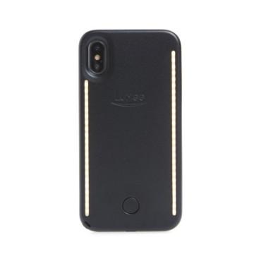 LuMee DUO for iPhone X - Black