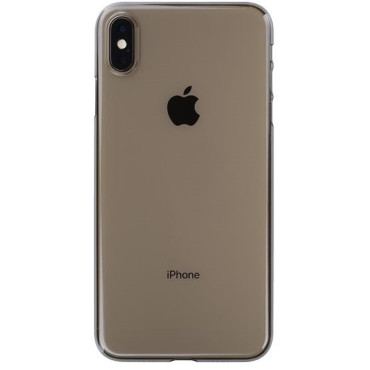 Air Jacket for iPhone XS Max - Clear Black