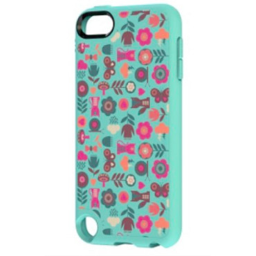 Speck FabShell for iPod touch 5G -  ForestFrolic Green