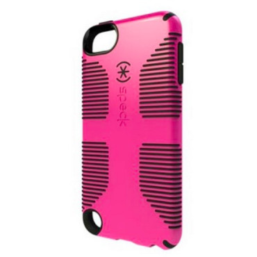 Speck Candyshell Grip for iPod touch 5G - Pink Black