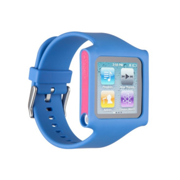 Speck Time to Rock Case for iPod Nano 6 - Blue