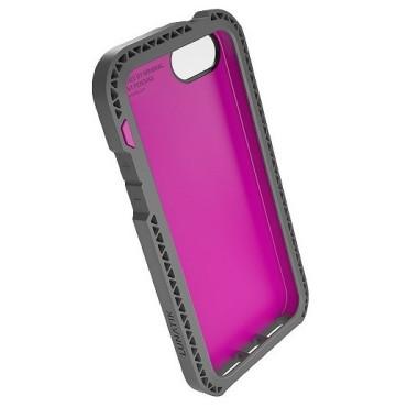 Lunatik Seismik for iPhone 5 - Grey Violet