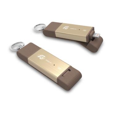 iKlips Duo 32GB Gold