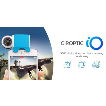 Giroptic iO 360 Camera - iOS