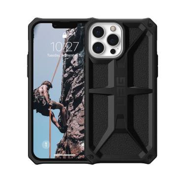 "UAG iPhone 13 Pro (6.1"") UAG Monarch Rugged All Terrian Case - Black"
