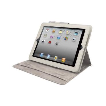 Ozaki iCoat Versatile Horizontal Folio for iPad - Beige