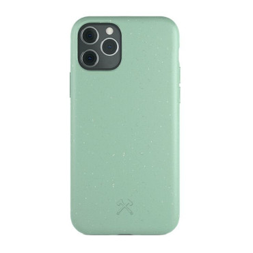 Woodcessories BioCase - iPhone 12 Pro Max - Mint Green