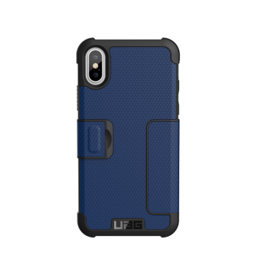 Urban Armor Gear Metropolis Case for iPhone X Cobalt