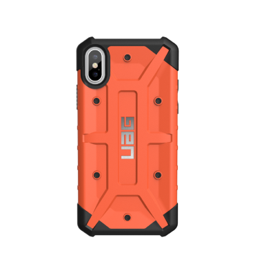 Urban Armor Gear Pathfinder Case for iPhone X Rust
