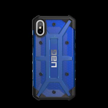UAG Plasma Case for iPhone XS Cobalt