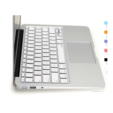 """Keyboard Skin for MacBook 12"""" - White"""