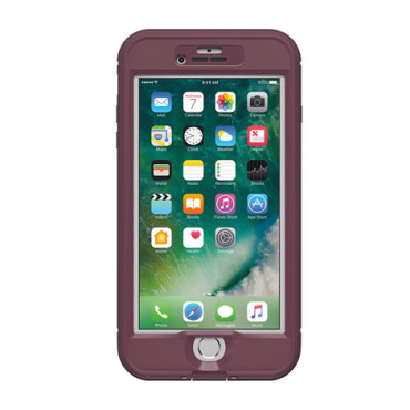 LifeProof Nuud Case suits iPhone 7 Plus Pink
