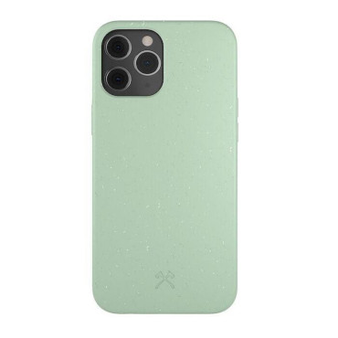 Woodcessories BioCase - iPhone 12/12 Pro - Mint Green