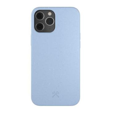 Woodcessories BioCase - iPhone 12/12 Pro - Purple Blue