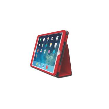 Comercio™ Soft Folio Case & Stand for iPad® Air - Red