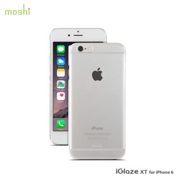 Moshi iGlaze Clear Case for iPhone 6 Plus