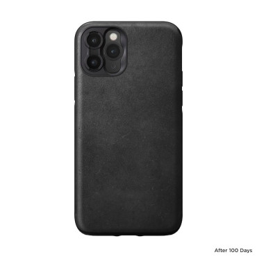 Nomad Rugged Case with Moment Lens mount - iPhone 11 Pro Black