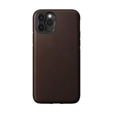 Nomad Rugged Case with Moment Lens mount - iPhone 11 Pro Brown