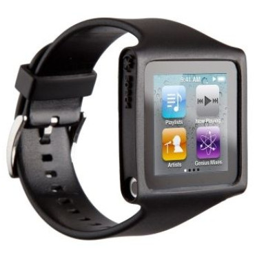Speck Time to Rock Case for iPod Nano 6 - Black