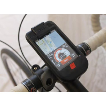 iBike Coach Cycling Computer iOS iPhone iPod