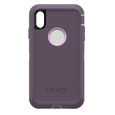 "OtterBox Defender Case suits iPhone Xs Max (6.5"") - Purple"